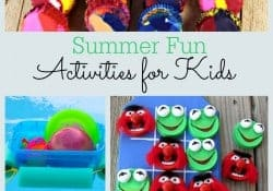 Summer Fun Activities for Kids | Moonlight & Mason Jars Link Party