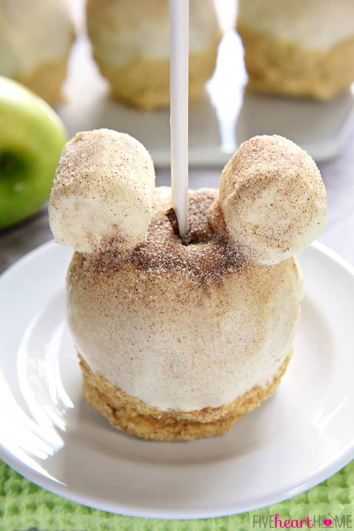 Two Marshmallows for the Perfect Mickey Ears