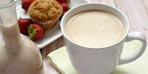 All-Natural Chocolate Almond Coffee Creamer