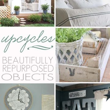 Upcycles {M&MJ Link Party #122}