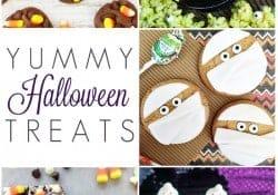 Yummy Halloween Treats {M&MJ Link Party #125}