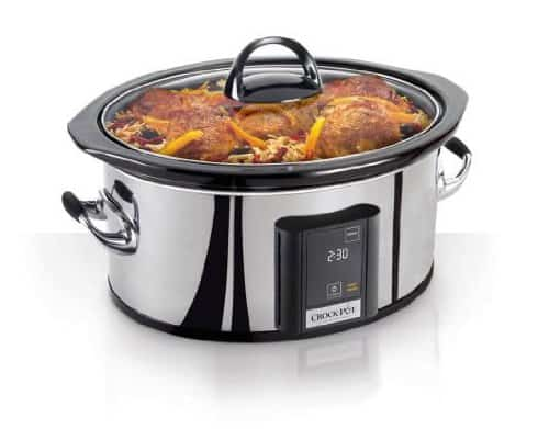 Programmable Slow Cooker | 2015 Holiday Gift Guide for Foodies @ FiveHeartHome.com