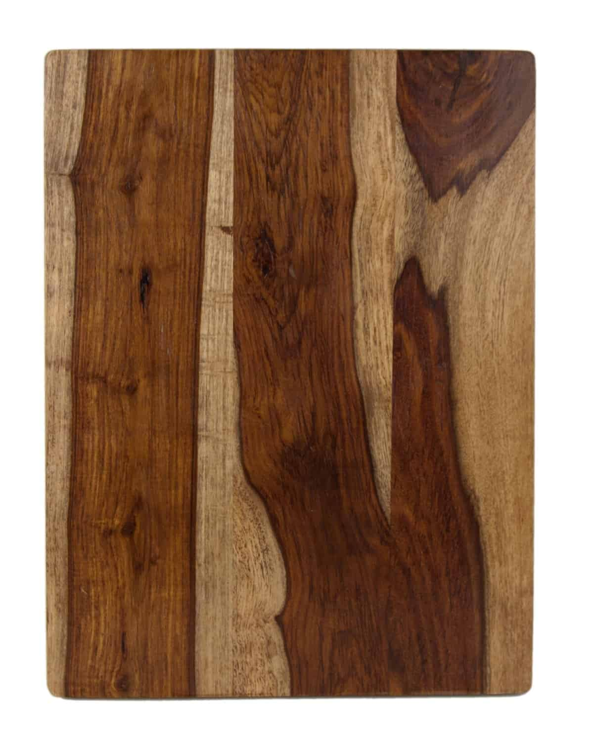 Wooden Cutting Board | 2015 Holiday Gift Guide for Foodies @ FiveHeartHome.com