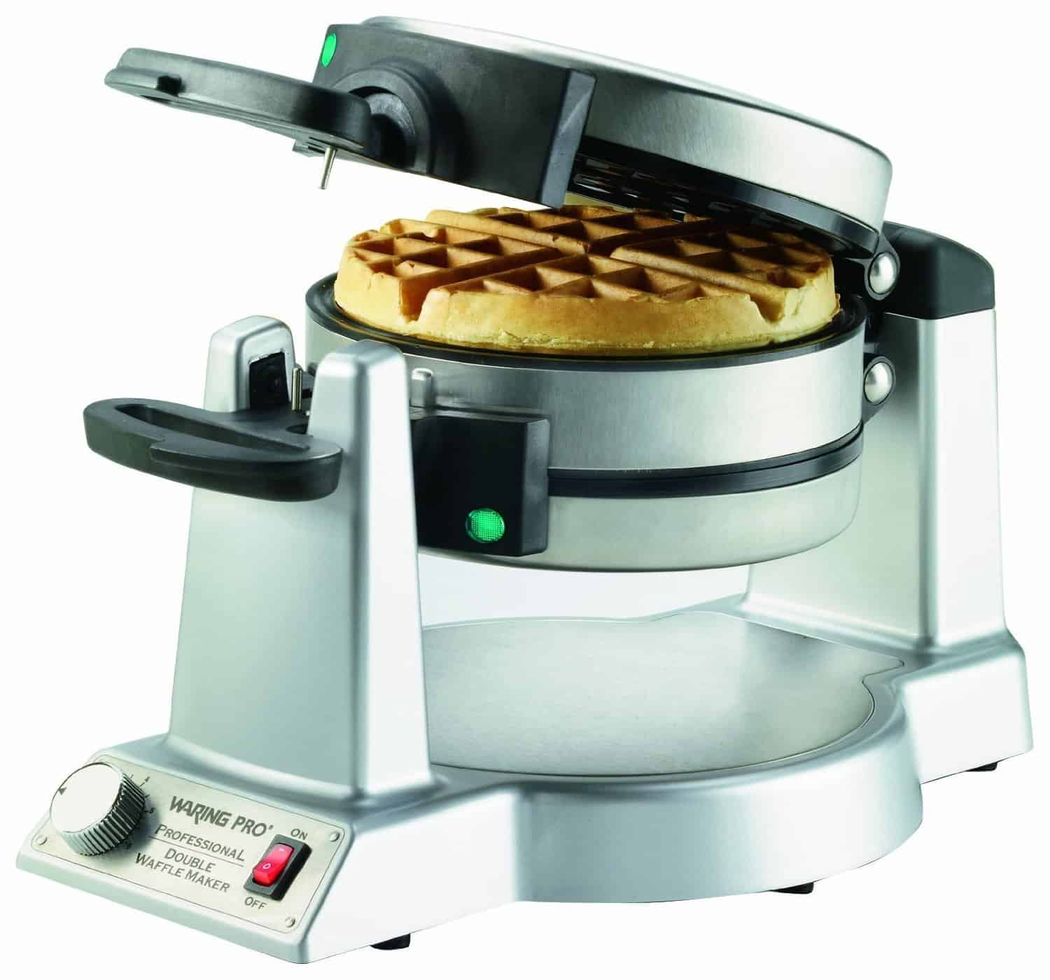 Double Belgian Waffle Maker | 2015 Holiday Gift Guide for Foodies @ FiveHeartHome.com