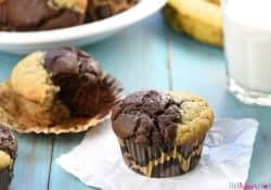 Banana Bread & Chocolate Muffins