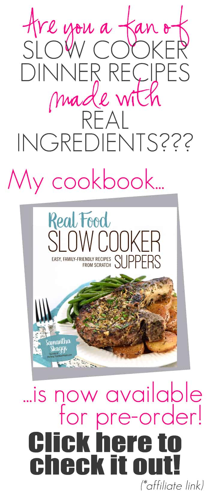 Real Food Slow Cooker Suppers Link