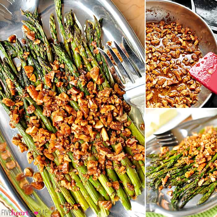 Roasted-Asparagus-with-Brown-Butter-Pecans-by-Five-Heart-Home_700pxSquareCollage