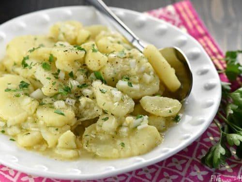 German Potato Salad Recipe In German Language