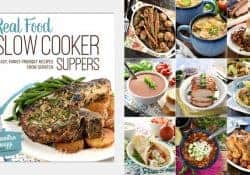 'Real Food Slow Cooker Suppers' Cookbook ~ Available for Pre-Sale!