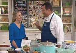 'Real Food Slow Cooker Suppers' Cookbook ~ QVC Appearance Recap!