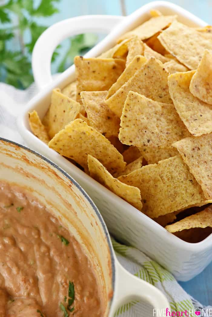 Chips for Dipping