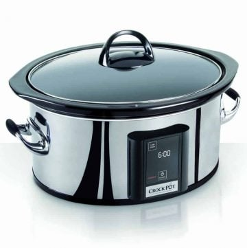 Crock-Pot 6.5 Quart Programmable Touchscreen Slow Cooker