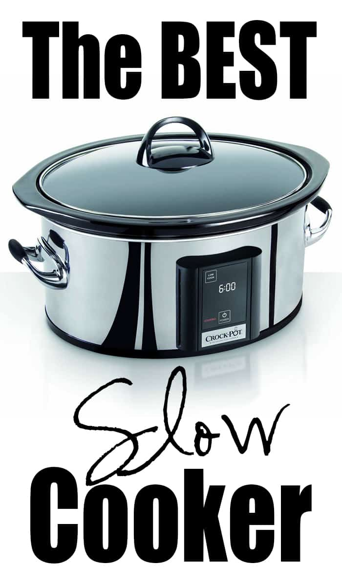 The Best Slow Cooker Recommendation