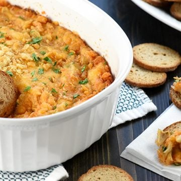 Cheesy Crab Dip