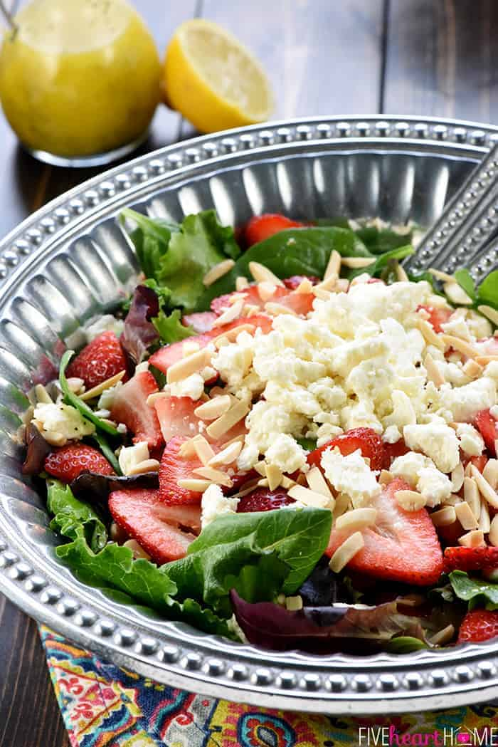 The Best Easter Salad Spring Salad Perfection