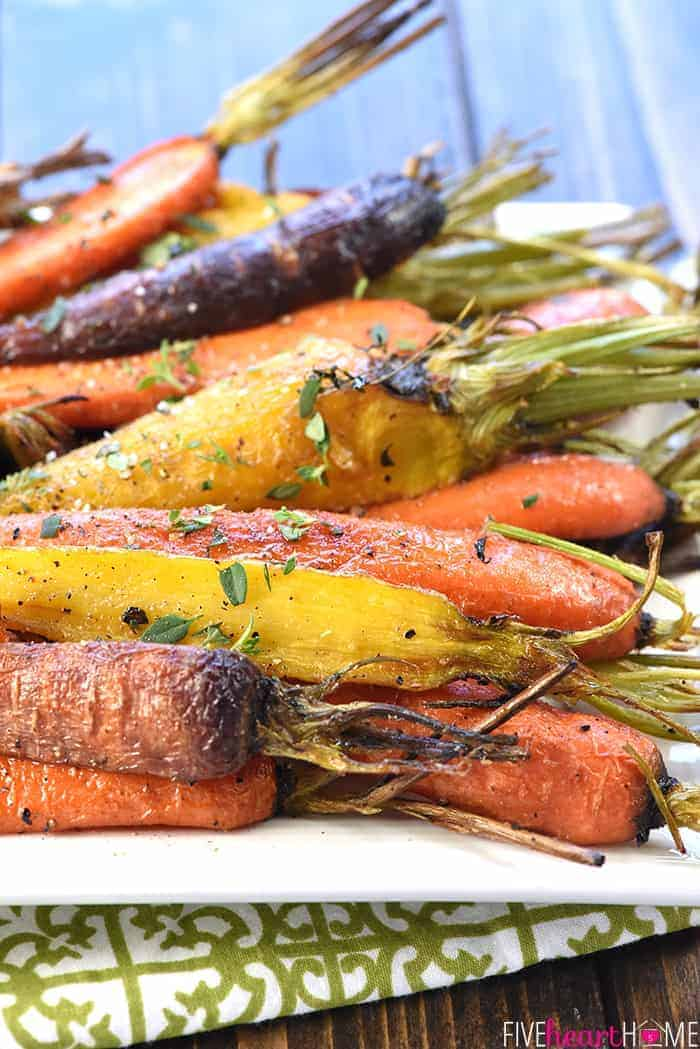 Roasted Carrot Recipes