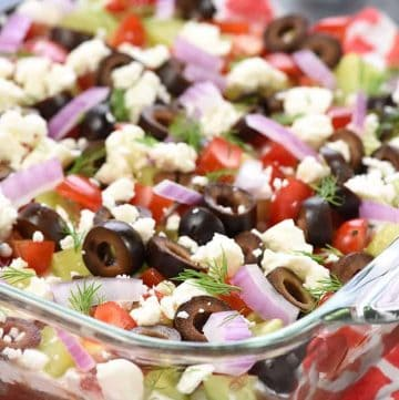 Greek 7-Layer Dip