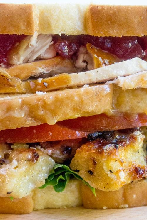 Turkey Moist Maker Sandwich