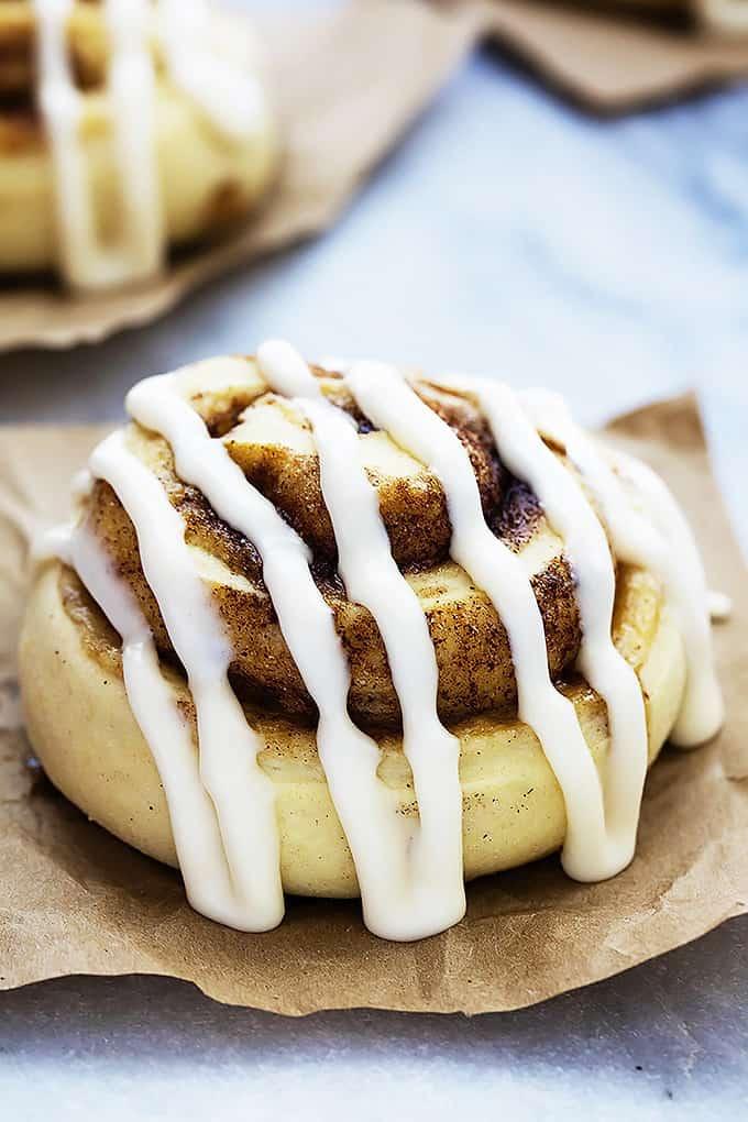 Mashed Potato Cinnamon Rolls