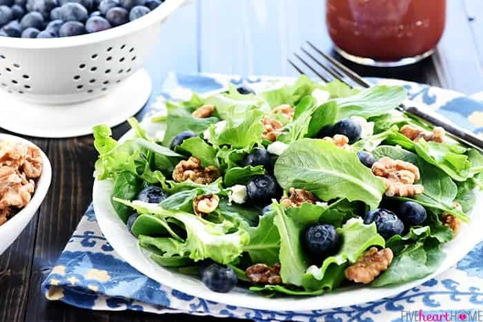 Brain Healthy Salad