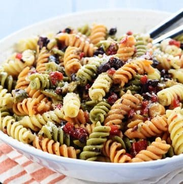 Easy Pasta Salad Perfect For Potlucks Picnics Parties