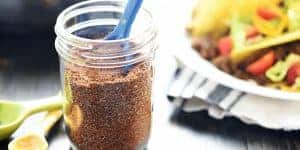 The ULTIMATE Homemade Taco Seasoning ~ with Recipe Video!