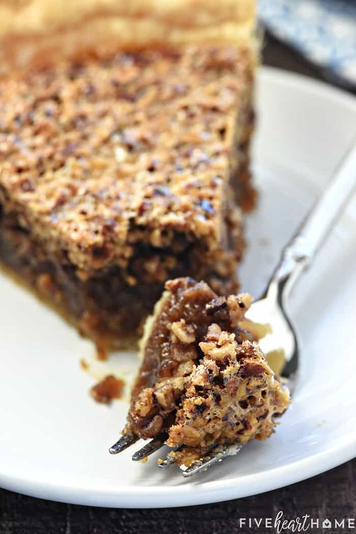 Best Pecan Pie Recipe in the World