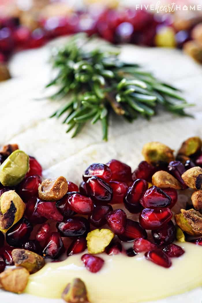 Christmas Baked Brie Recipe